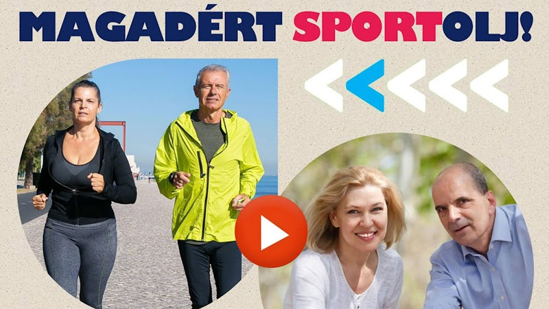 Sport felhívás 2021