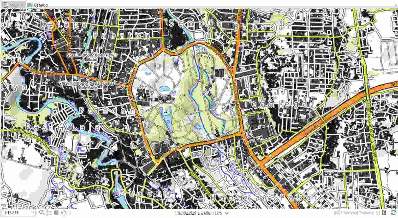 Google Maps Di ArcGIS Pro Kali Ini Tanpa Plugin Dan ArcGIS Online