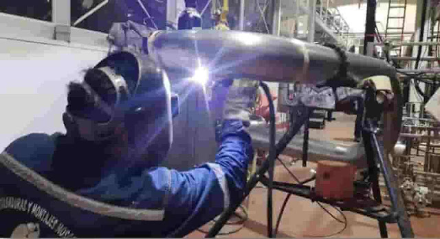 INDUSOLMOS S.A Soldadura Industrial especializada