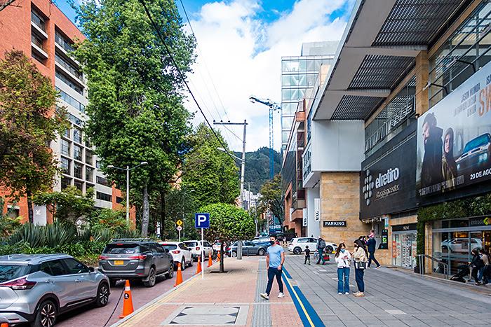 Zona T, Bogota