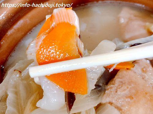 セブンイレブン たんぱく質が摂れる鶏鍋 ダイエット