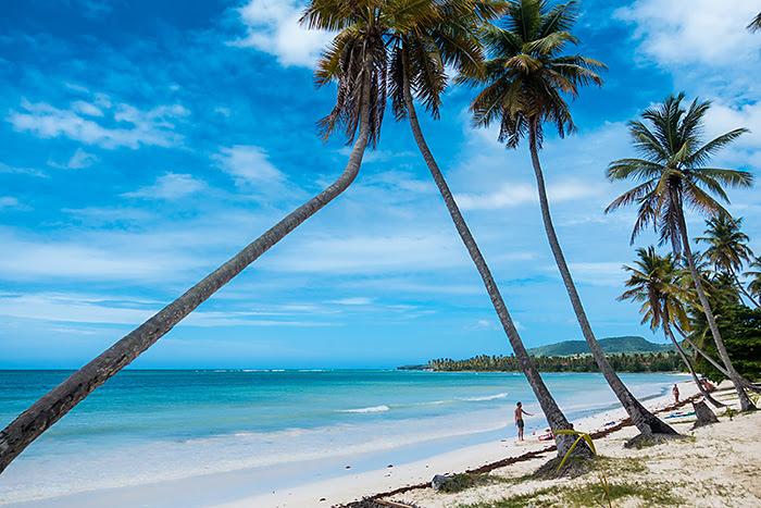 Playa Grande, Las Galeras