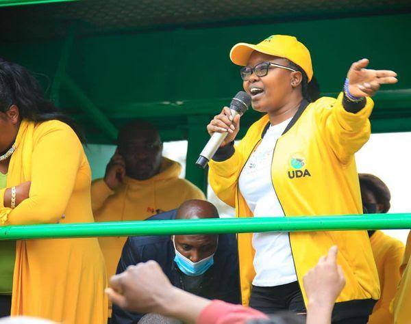 Road to 2022: EALA MP Jematia Sergon Eyes Baringo Woman Rep Seat