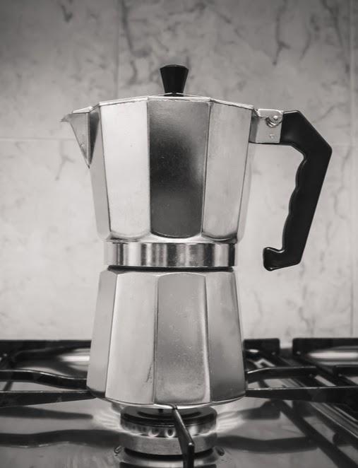 biang kopi mokapot