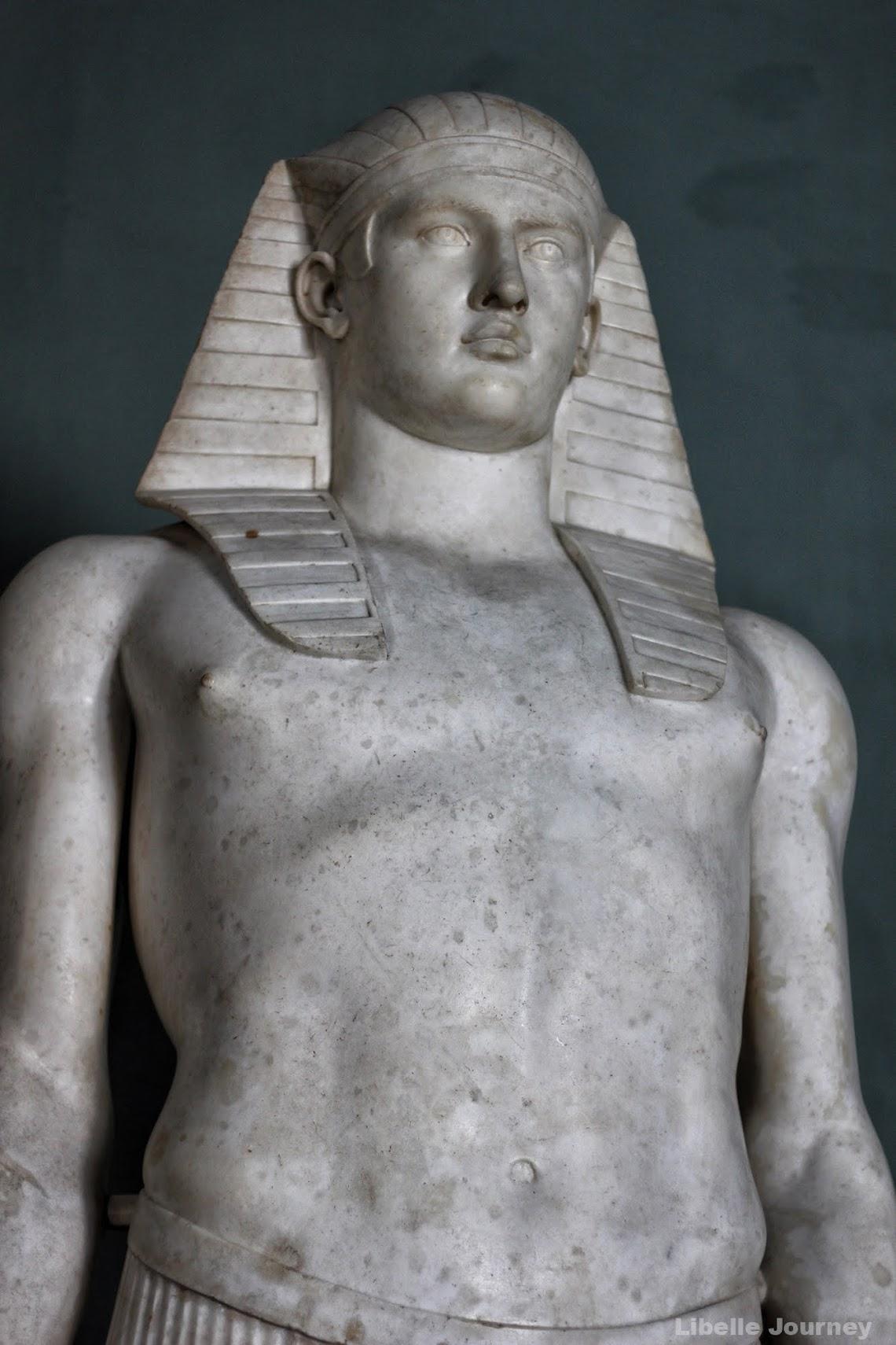 Statue of Osiris-Antinous