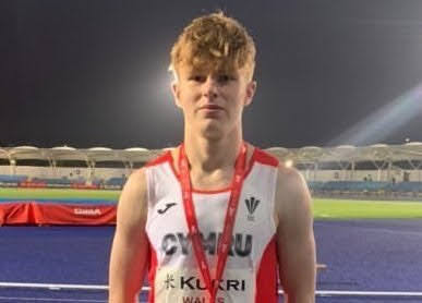 Ryan's bronze for Wales