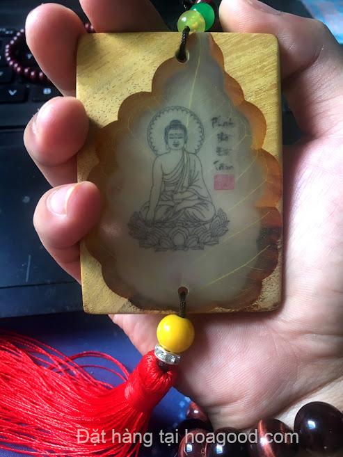 Lá bồ đề tâm Phật