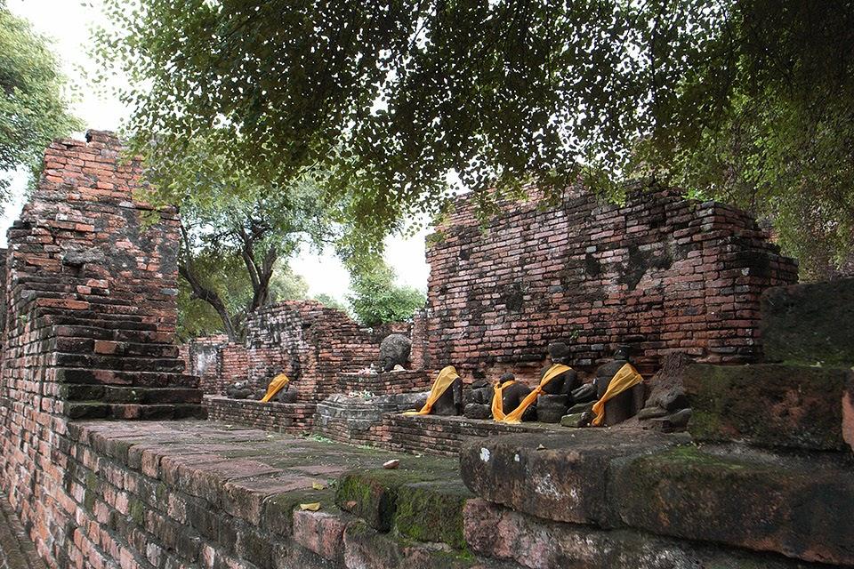 2007092014 - Ayutthaya(Wat Phra Ram)