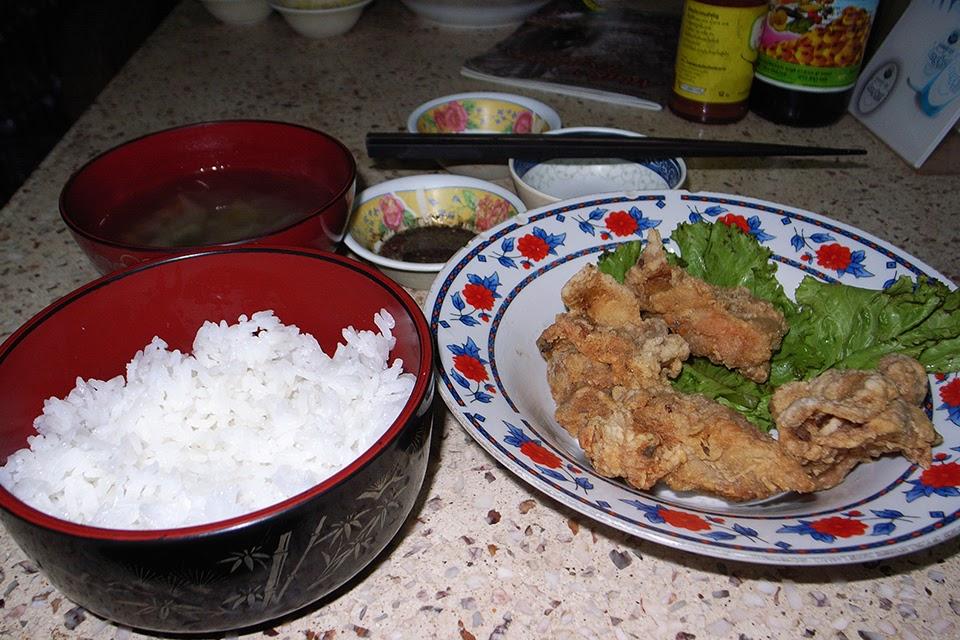 2007092315 - Takeo GH's dinner