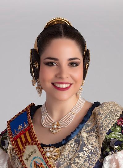 Carmen Martín Carbonell, falla Poeta Alberola-Totana - nº231
