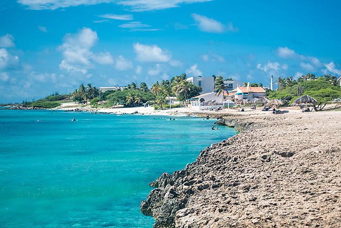 Plaja Malmok, Aruba