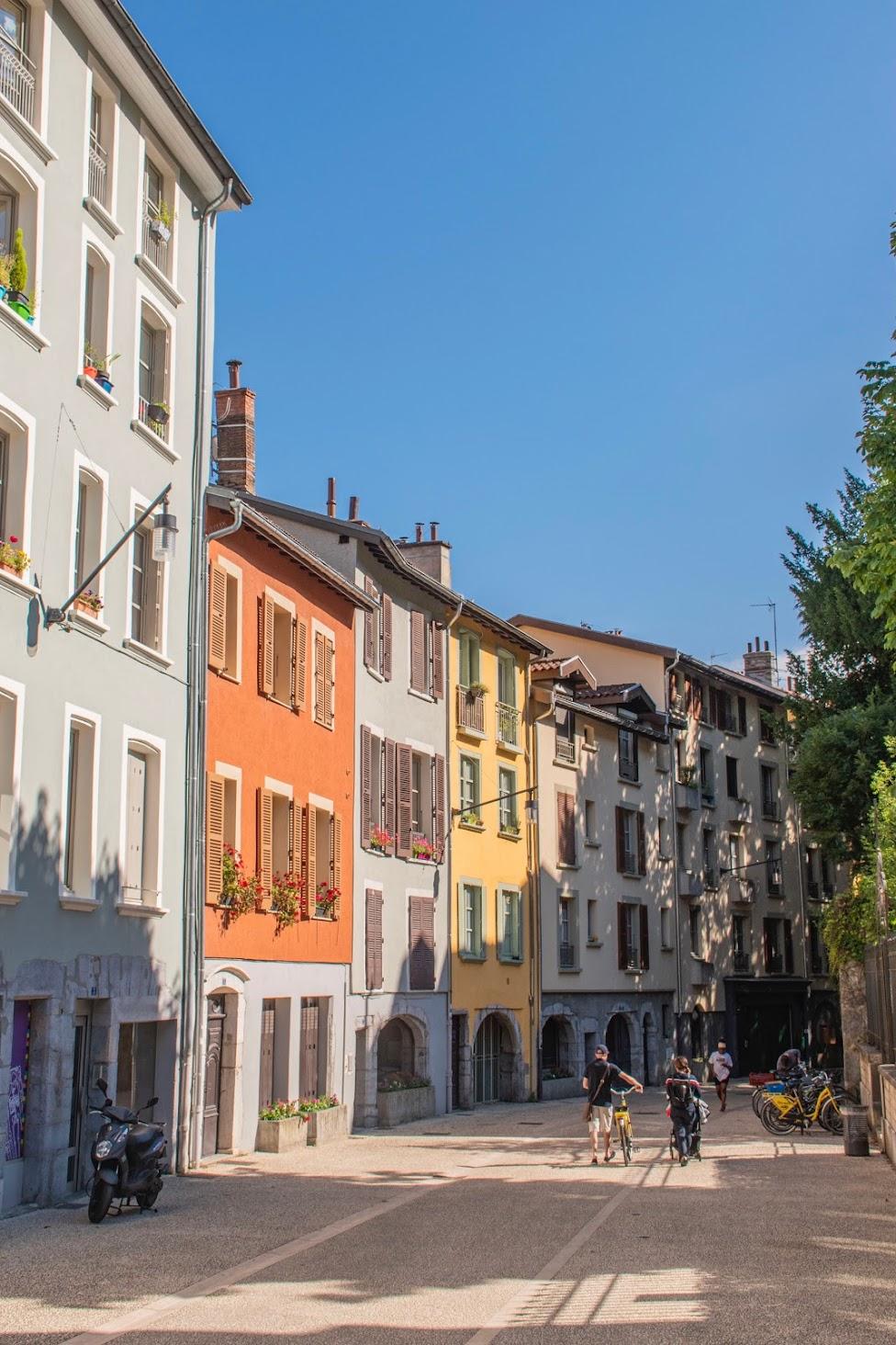 Grenoble-bezienswaardigheden