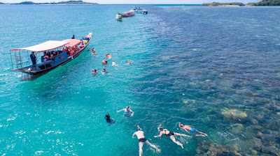 Afternoon Half-Day Snorkeling & Sightseeing Tour to Koh Tan by Longtail Boat