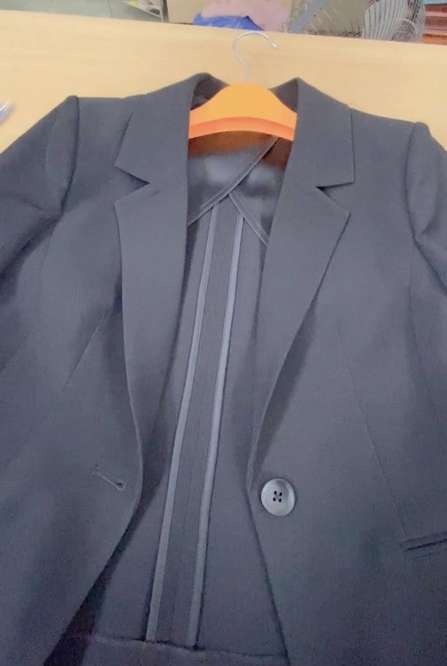 áo vest nữ may bằng 1 lớp vải thời trang thủy hà nội