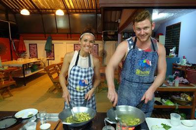 Dinner Class Smart Cook Thai Cookery School in Ao Nang