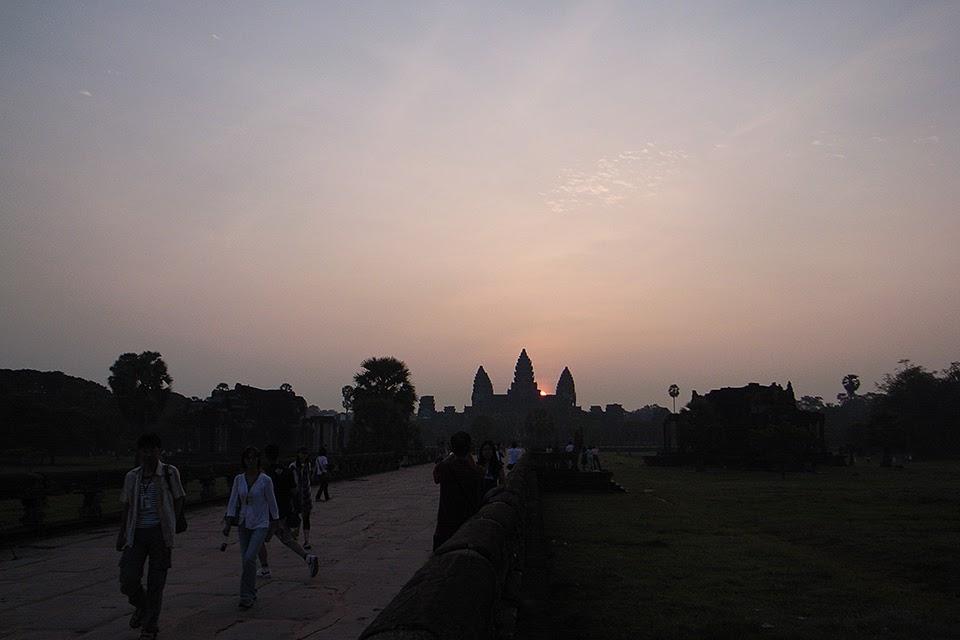 2007092501 - Angkor Wat(Sunrize)