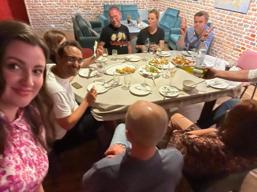 Międzynarodowe spotkanie GBL w Wadowicach