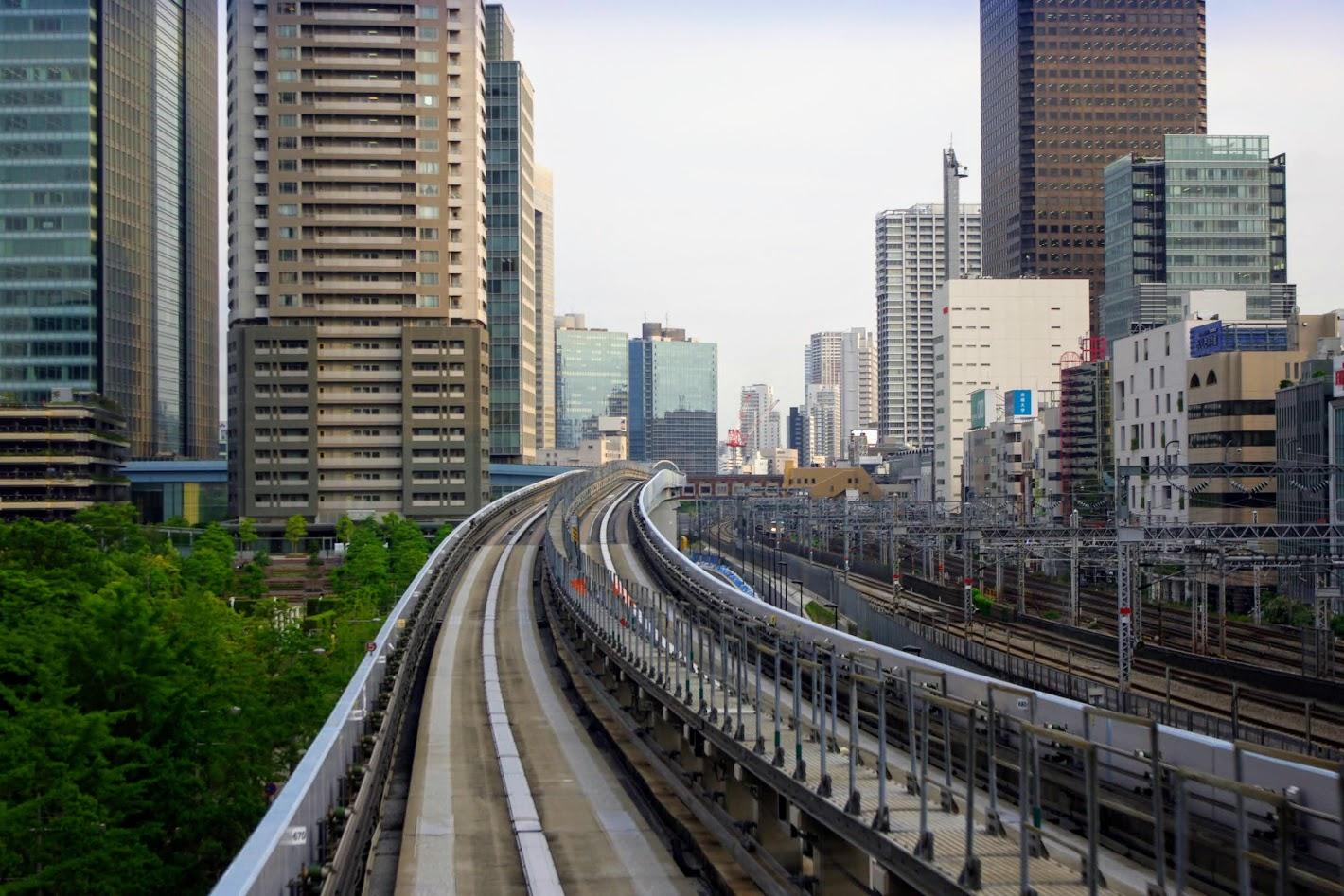 Línea Yurikamome