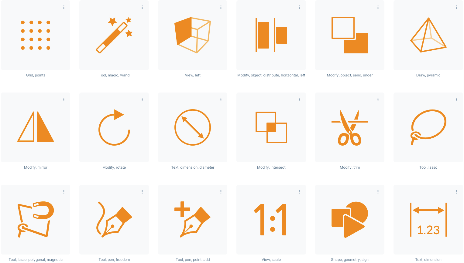CAD engineering mathematical transparent background icons
