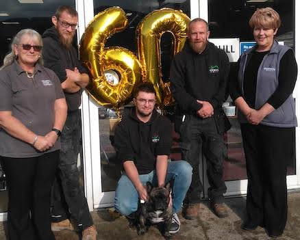 Serving Welshpool for 60 years!