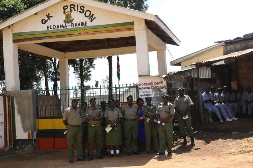 ELDAMA RAVINE: Prison Officer Commits Suicide