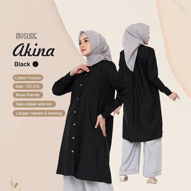 akina black