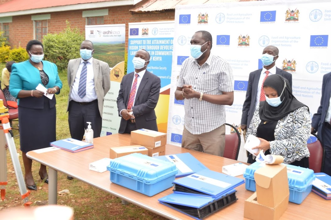 BARINGO: Lands CAS urges Gov't to Fast Track Land Issues and  Settling Process