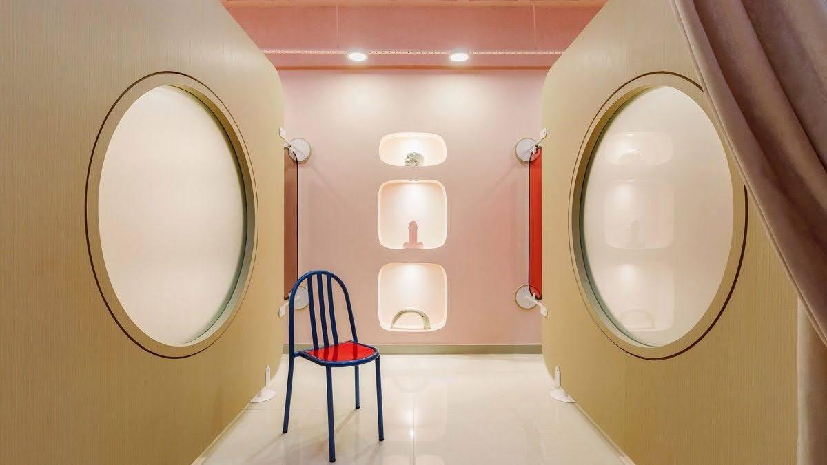 nội thất spa
