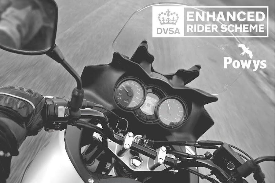 Free enhanced motorbike rider scheme