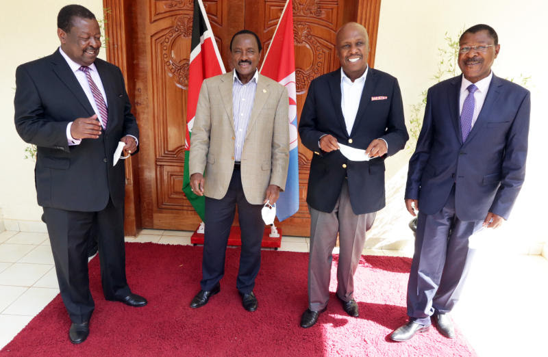 Is Gideon Moi's Presidential Bid a Scheme to Divide Votes in Rift Valley?