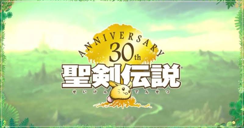 ฉลอง 30 ปี ซีรี่ส์ Seiken Densetsu ปล่อย Mana ภาคใหม่