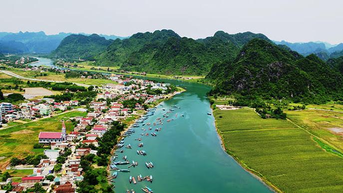 Bài số 15. Đường về Hương Khê - rừng núi Vũ Quang - chiến khu Ngàn Trươi
