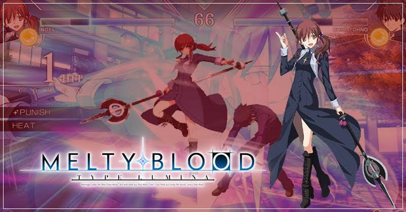 Melty Blood: Type Lumina ประกาศวางจำหน่ายในวันที่ 30 กันยายน 2021