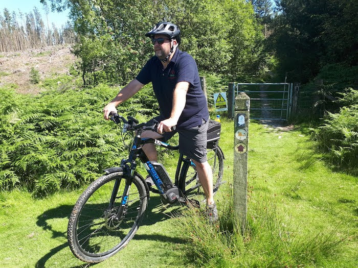 Get on your bike... your e-bike