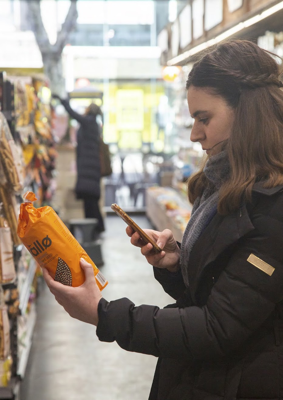 Increase store sales by 14% with Scan and Go