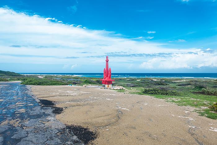 Red Anchor, Aruba