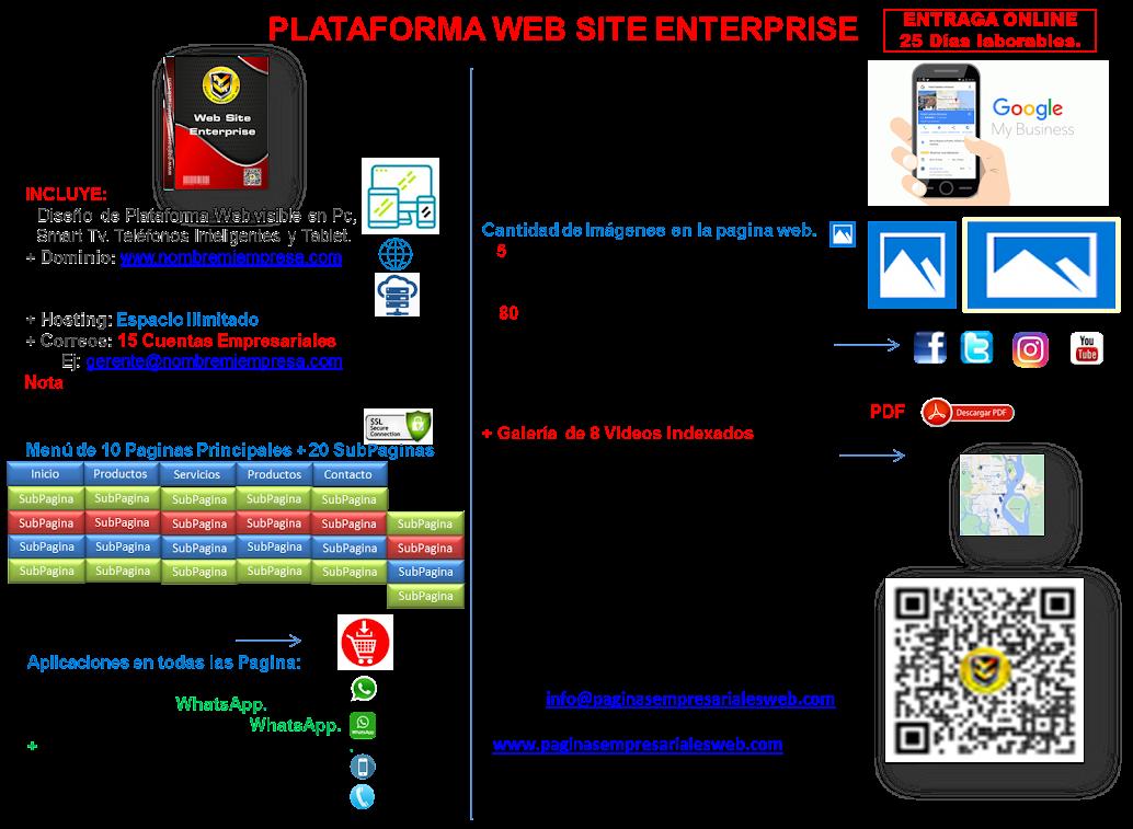 Plataforma Web Enterprise