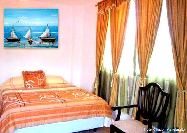 Habitacion Montañita Matrimonial In Hotel Chacon Manglaralto Ecuador