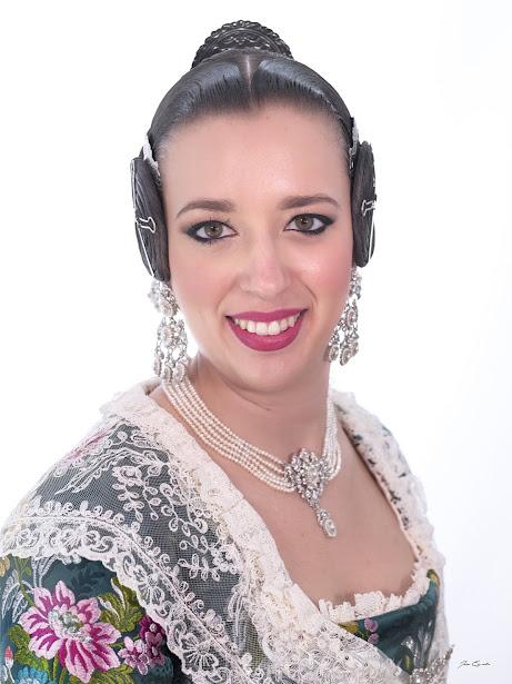 Carmen Carbonell Zamorano, falla Jesús-Sant Francesc de Borja - nº173