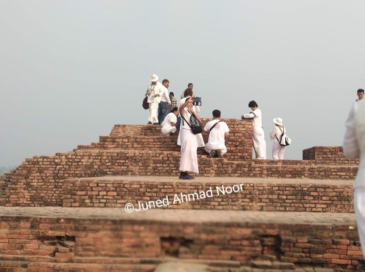 An ancient and important Buddhist site Shravasti