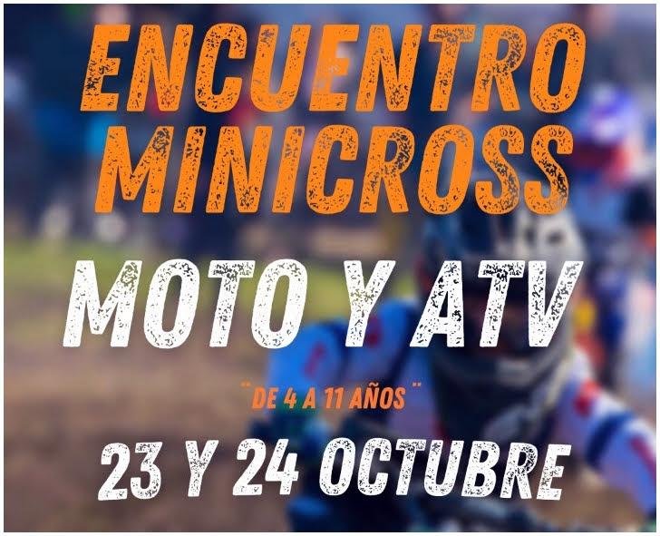 Rio Gallegos comienza a moverse con un Encuentro de Minicross