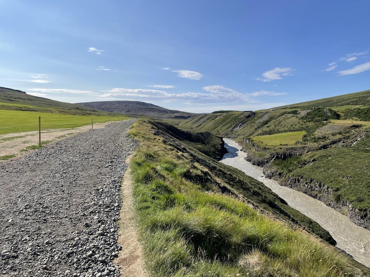 Stuðlagil Canyon come arrivare