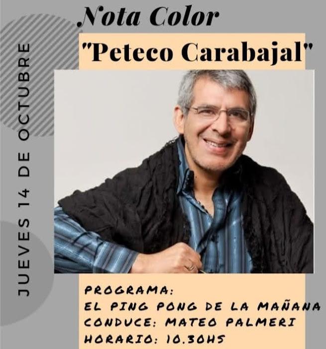 NOTA COLOR: PETECO CARABAJAL