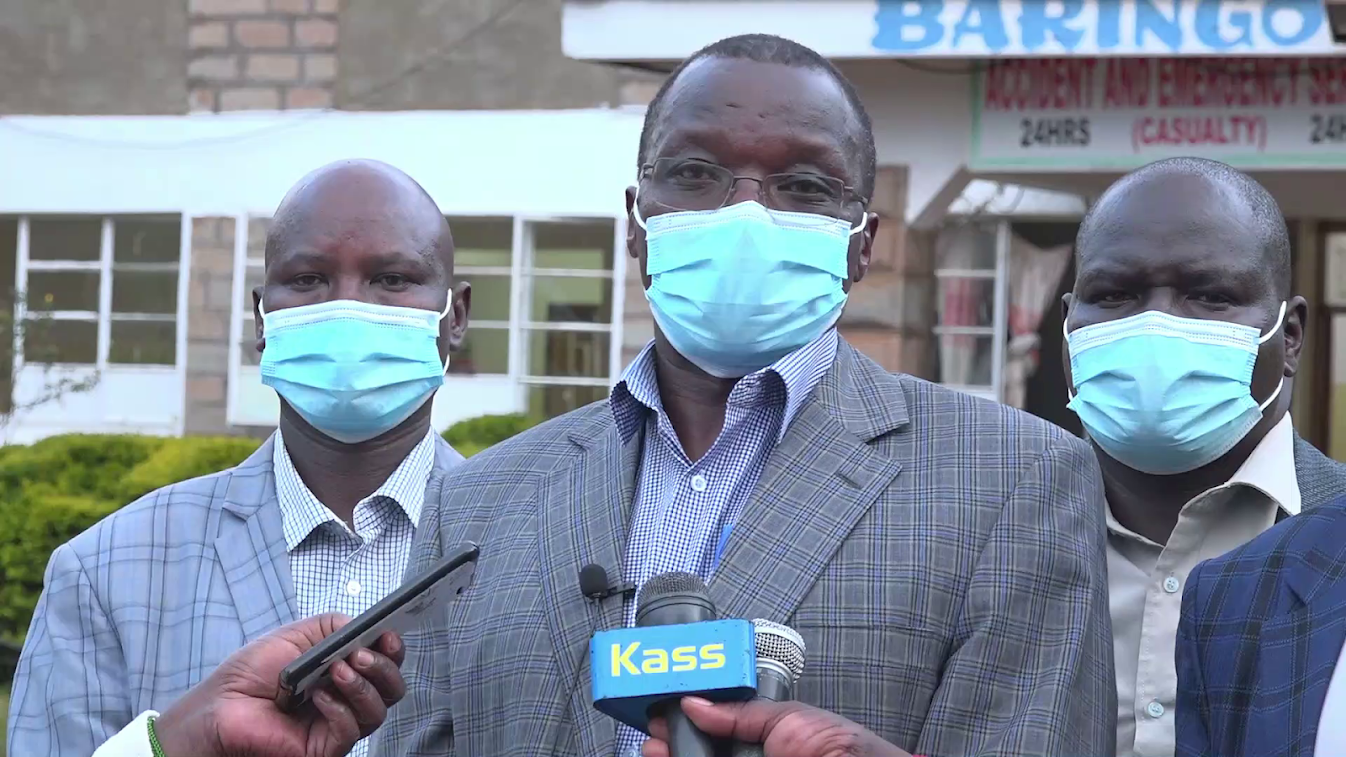 KEMSA Blamed Over Shortage of Surgical Gloves and Blades in Eldama Ravine Sub County Hospital.