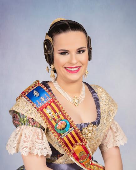 Ángela Gajate Hernández, falla Ausiàs Marc-Na Rovella - nº218