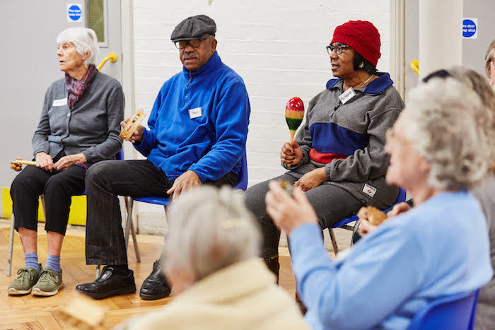 Can you help set up a dementia singing group?