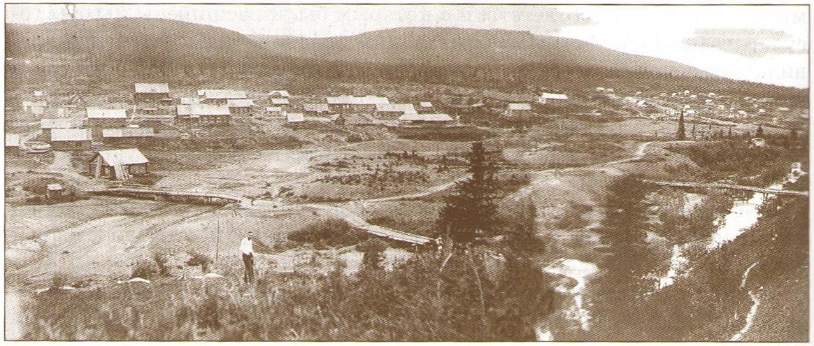 Прииск Кундат, 1930 г.
