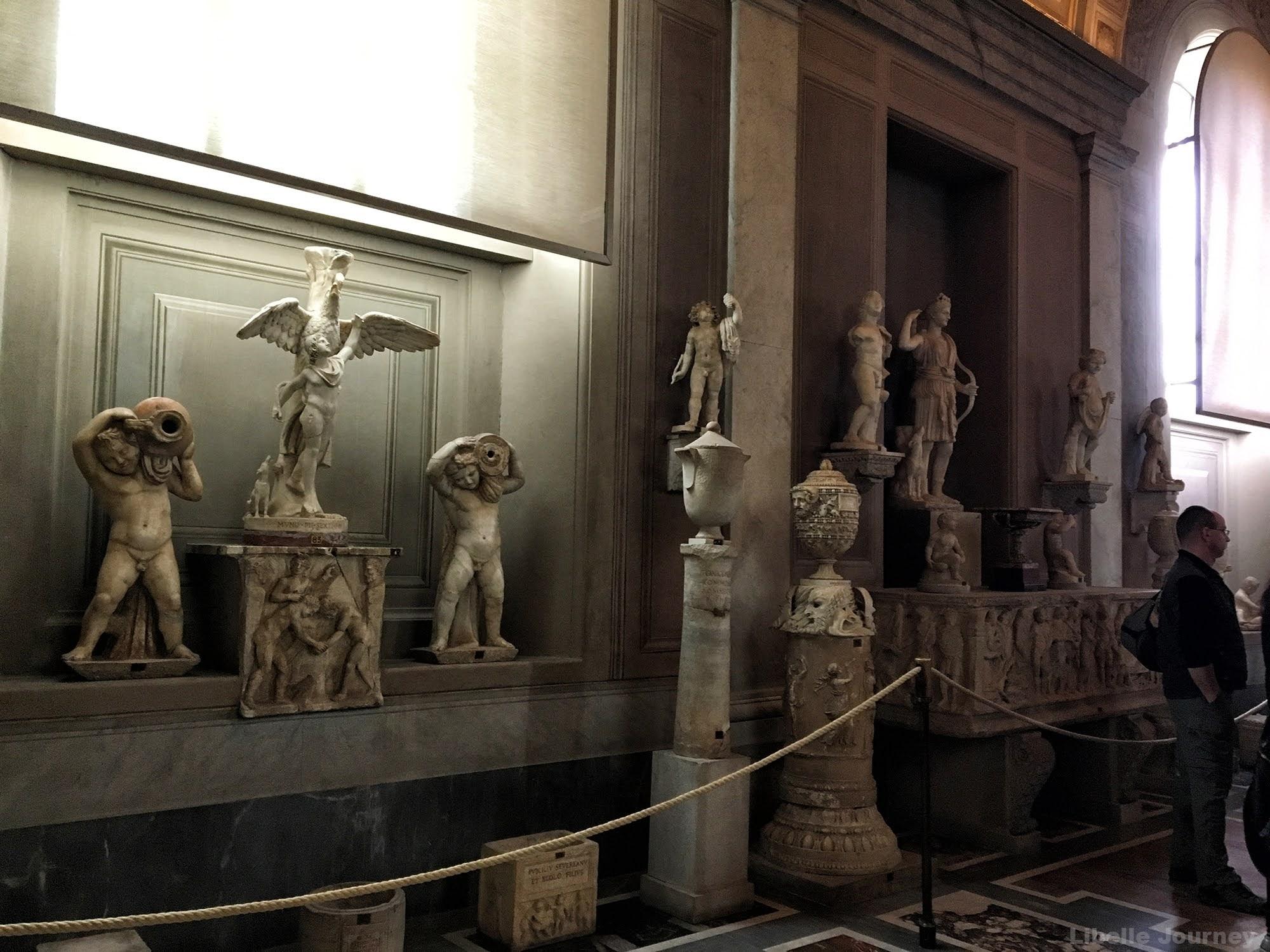 Galleria delle Candelabri