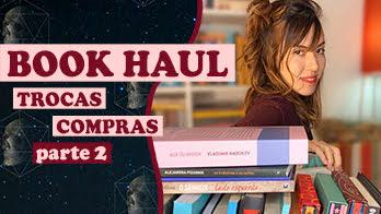 Book haul pt.2: livros novos