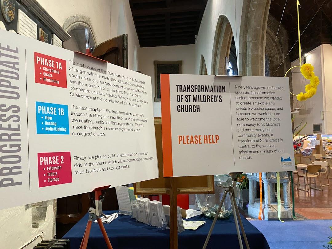 The Transformation of St Mildreds Church Tenterden